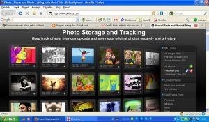 Uređivanje Slika Online Efekti Masni Palac